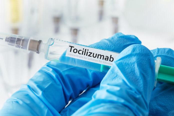 tocilizumab, COVACTA