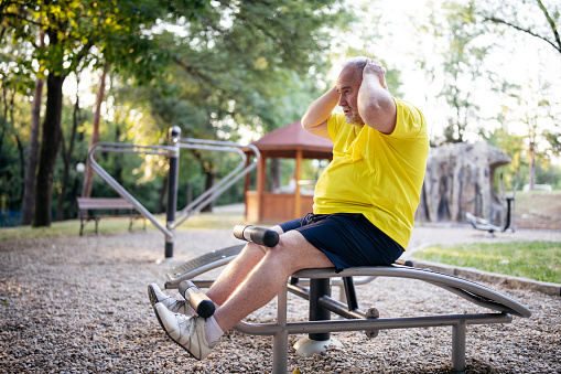 A Rehabilitation Program Focused on Diet and Exercise Benefits Elderly Obese Patients with Heart Disease
