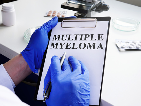 HLA-E May Serve as a Therapeutic Candidate for High-Risk Multiple Myeloma Patients